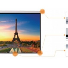 "Экран настенный Mr.Pixel 60"" X 80"" (1,53 X 2,03) MSPSBC100V2"