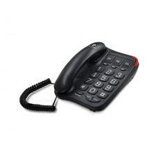 Телефон Texet TX-214 черный