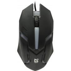 Мышь Defender Сyber MB-560L Black