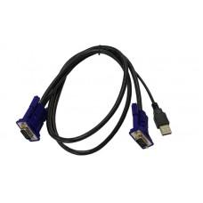 Комплект кабелей для KVM D-Link DKVM-CU