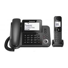 Телефон Panasonic KX-TGF320RUM
