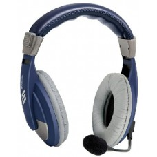Компьютерная гарнитура Defender Gryphon HN-750 Blue (63748)