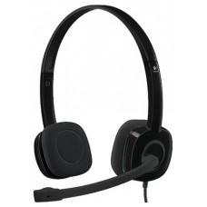 Гарнитура Logitech Stereo Headset H151 (981-000589)