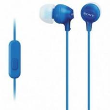 Наушники Sony MDR-EX15APLI.CE7 синий