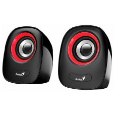 Компьютерная акустика Genius SP-Q160 Red