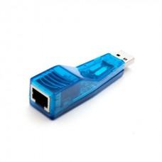 Адаптер Deluxe DLA-RJ USB на Lan RJ-45
