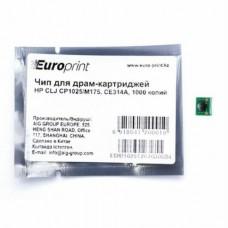 Чип Europrint HP CE314A