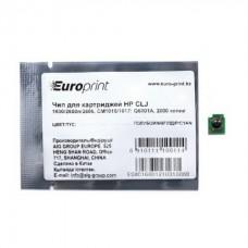 Чип Europrint HP Q6001A