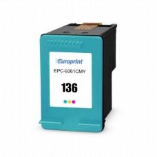 Картридж Europrint EPC-9361CMY (№136) Цветной