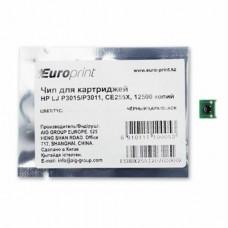 Чип Europrint HP CE255X