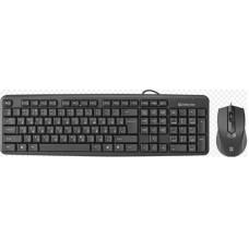Комплект Клавиатура + Мышь Defender Dakota C-270 RU