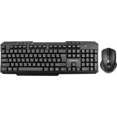 Комплект Клавиатура и мышь Defender Jakarta C-805 RU Nano