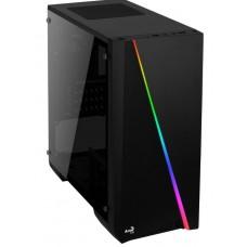 Компьютер - Системный блок: Ci5-8400, THETA 20 PWM, H310, 4GB, 120GB, 500W