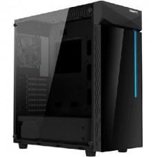 Компьютерный корпус GIGABYTE AORUS C200 Glass Black