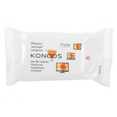 Чистящие салфетки Konoos KSN-15