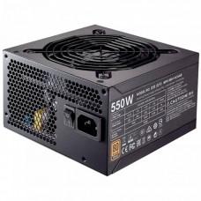 Блок питания Cooler Master MWE Bronze 550W (MPE-5501-ACAAB-EU)