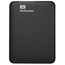 Внешний жесткий диск WD WDBUZG0010BBK-WESN 1TB