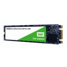 SSD WD WDS120G2G0B 120GB