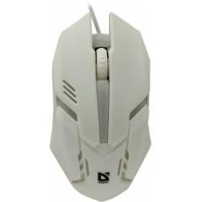 Мышь Defender Cyber MB-560L White