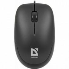 Мышь Defender Datum MM-010 Black