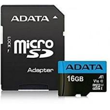 Флешка ADATA 16 GB AUSDH16GUICL10A1-RA1