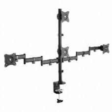 Настольное крепление для 4-x мониторов Arm Media LCD-T16