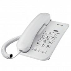 Телефон проводной Texet TX-212 Gray-White