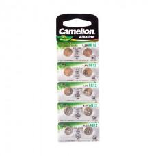 Батарейка Camelion AG12-BP10(0%Hg)