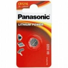 Батарейка Panasonic CR-1216AL/1BP