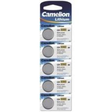 Батарейка Camelion CR2032  CR2032-BP5, Lithium Battery, 3V