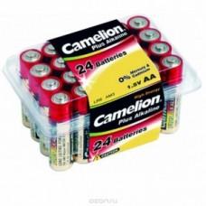 Батарейка Camelion AA  LR6-PB24, Plus Alkaline, 1.5V