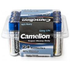 Батарейка Camelion AAA  R03P-PB24B, Super Heavy Duty, 1.5V