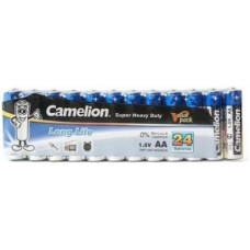 Батарейка Camelion AA  R6P-SP24B, Super Heavy Duty, 1.5V