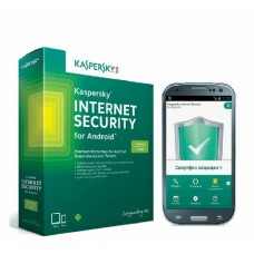 Антивирус Kaspersky Internet Security for Android Kazakhstan Edition. 1-Mobile device 1 year Base Retail Pack