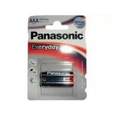 Батарейка Panasonic LR03REE/2BP Every Day Power AAA