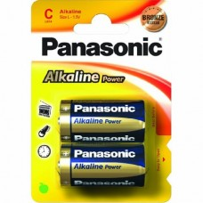 Батарейка Panasonic Alkaline Power LR14REB/2BP C