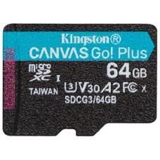 Карта памяти Kingston SDCG3/64GBSP 64GB