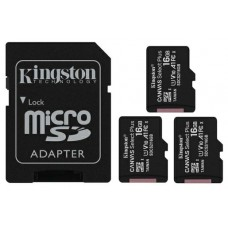 Карта памяти Kingston SDCS2/16GB-3P1A 16GB