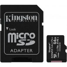 Карта памяти Kingston SDCS2/64GB 64GB