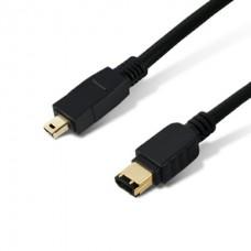 Интерфейсный кабель Fire Wire (IEEE-1394) SHIP SH7017-1P