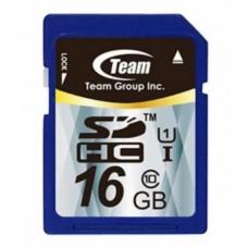 Карта памяти Team Group TSDHC16GUHS01 16GB