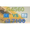 i3-7100 или Pentium G4560