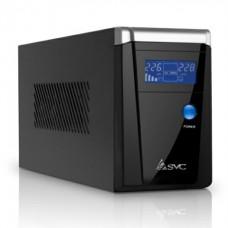 ИБП SVC V-650-F-LCD